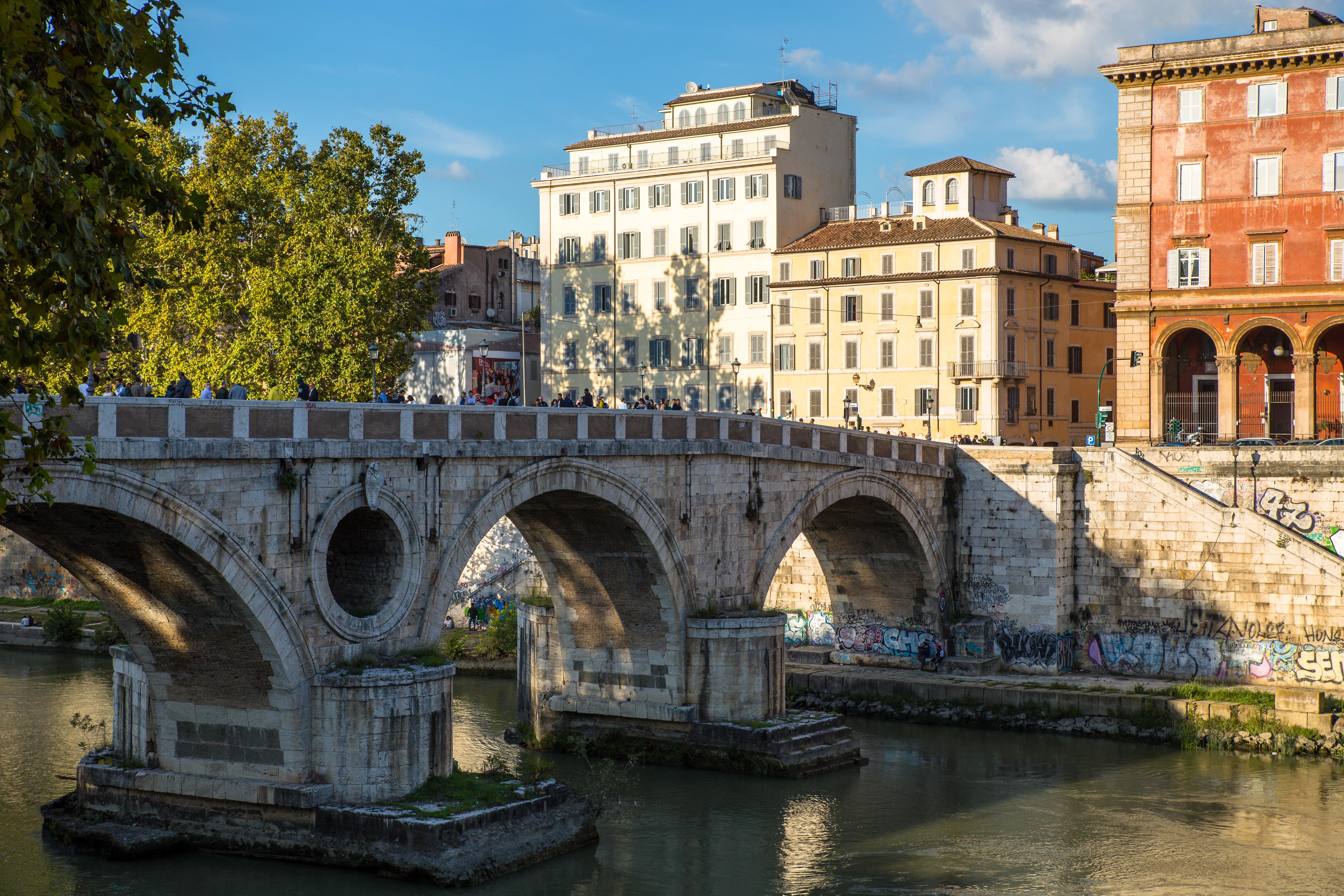 Как выбрать отель в Риме?