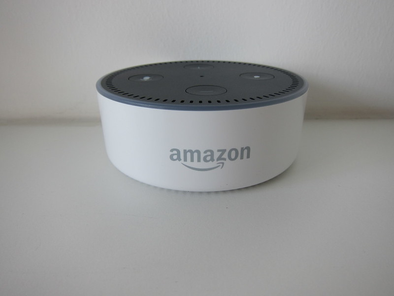 Amazon Echo Dot - Front