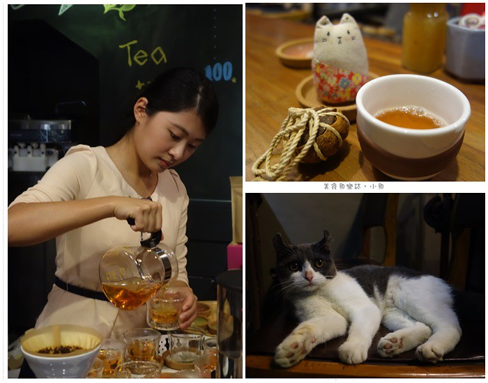 【花蓮瑞穗】好茶咖啡工作室/吉林茶園/亮點茶莊