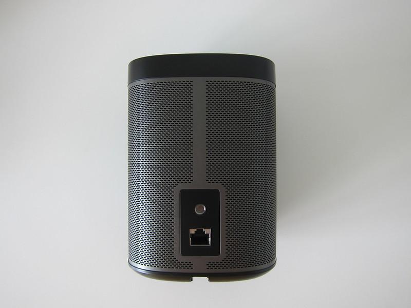 Sonos PLAY:1 (Black) - Back