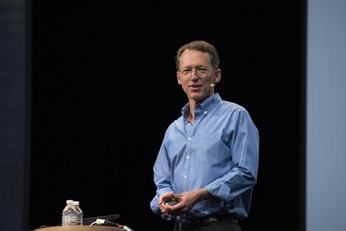 Mark Reinhold, JavaOne Technical Keynote, JavaOne 2014 San Francisco