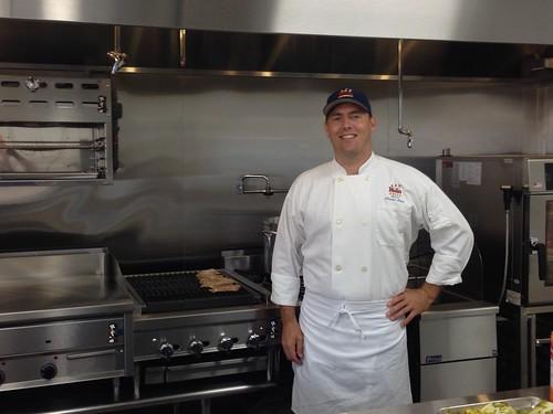 Chef Charlie Owen