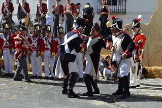Recreación Histórica del Sitio de Tarifa, en 2013.