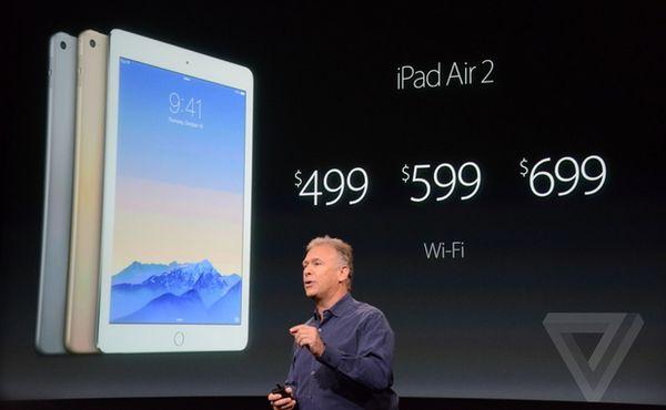 Цена Apple iPad Air 2