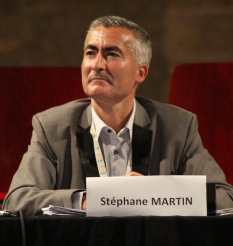 Stéphane Martin,directeur général de l'Autorité de Régulation Professionnelle de la Publicité (ARPP)