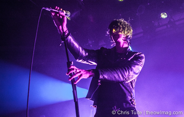 The Horrors @ The Fillmore, SF 10/16/14