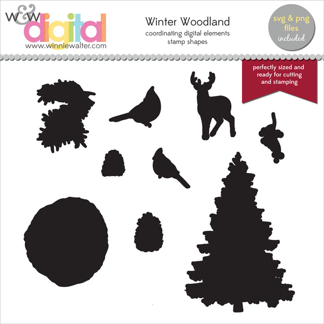w&w_WinterWoodland_DigitalElements