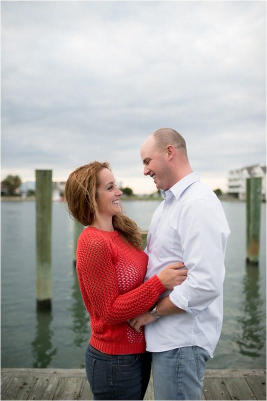 Megan & Jimmy | Chincoteague Engagement