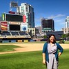 Touring #petco today! #padres