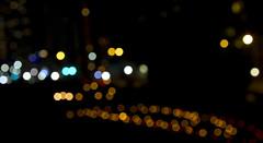 Nuit Blanche Bokeh
