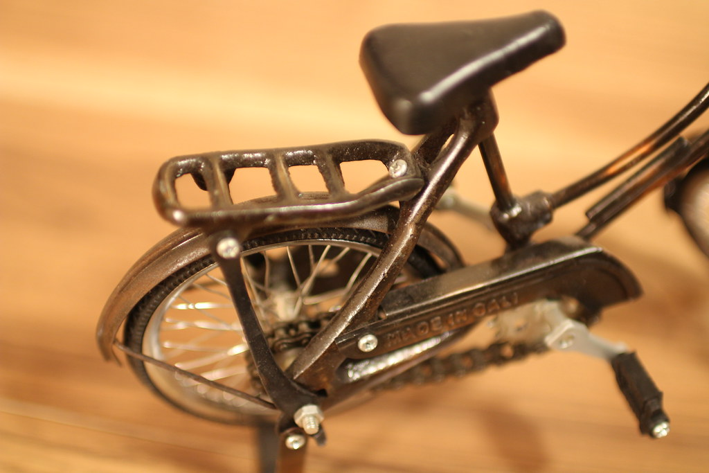 バリの自転車5