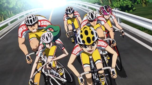 Yowamushi Pedal ep 38 - image 02