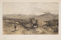 The Valley of Baidar. From near Petroski's Villa, Looking East.