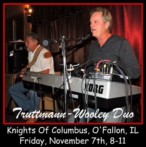Truttmann-Wooley Duo 11-7-14