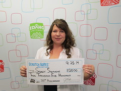 Stacey Stephens - $2,500 25th Anniversary
