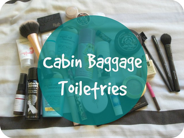 Cabin Baggage Toiletries
