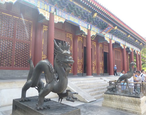 Beijing-Benevolence-Longevity Hall (3)