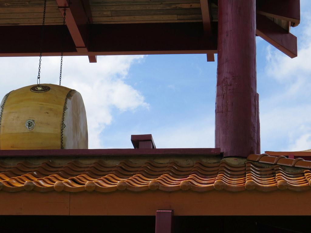Chuang Yen Buddhist Monastery at Carmel, NY