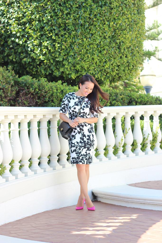 Dress: Forever 21 {hemmed} - size small (buy here )