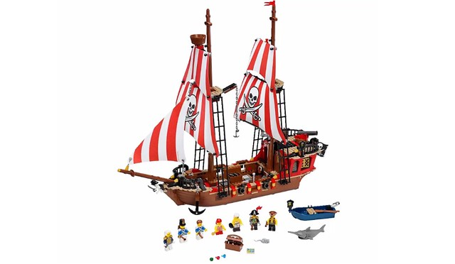 LEGO Pirates 70143 - The Brick Bounty