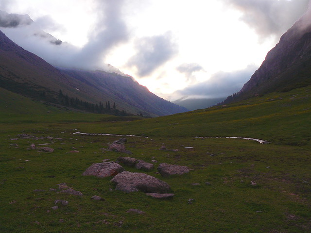 Near Djuku pass
