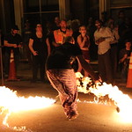Fall 2014 First Fridays, The Carnival of 5 Fires at Gallery 5