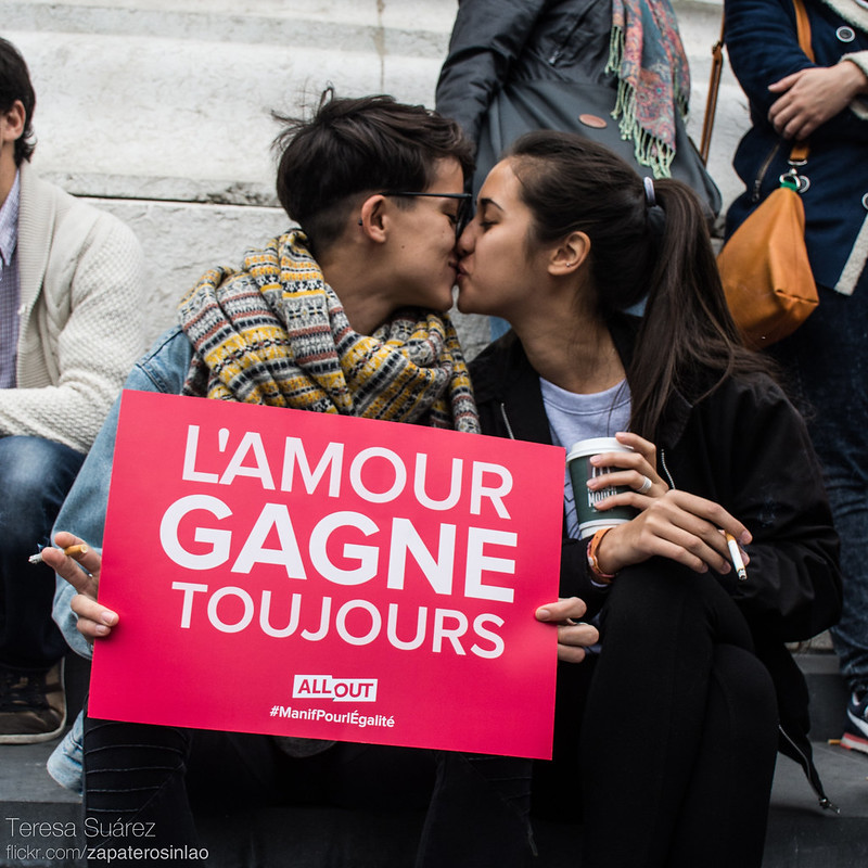 L'amour gagne