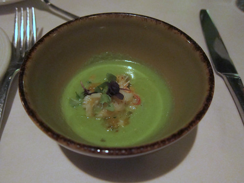 Green Tomato Gazpacho