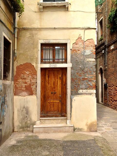 Charming Venice Doorway