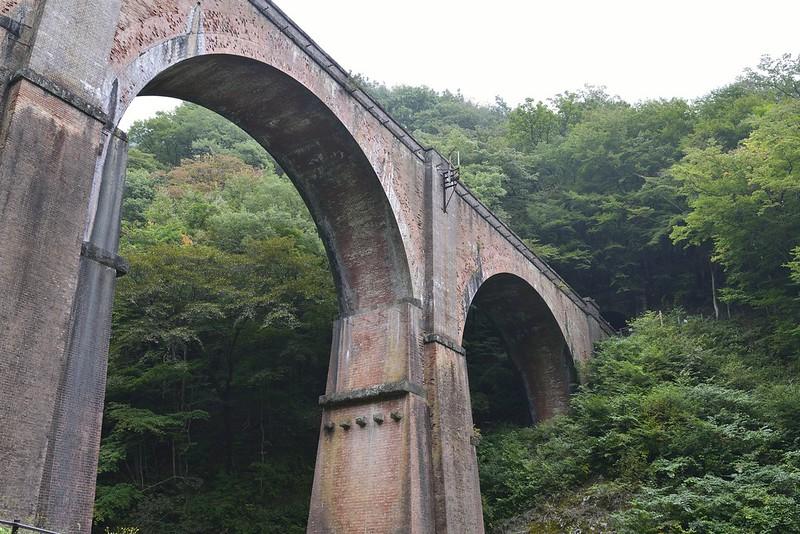 碓氷第三橋梁(めがね橋