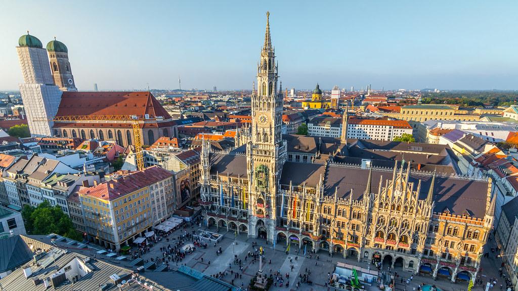 Marienplatz - München