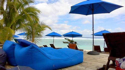 Cook Islands - Umbrellas and Souks3