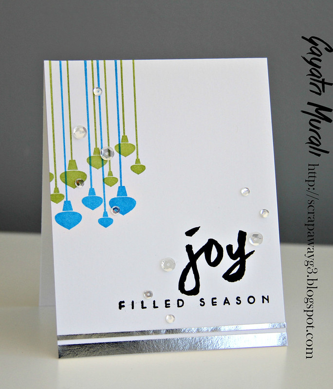 Joy filled season