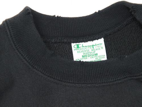 Champion - 70s Vintage / RW Crewneck Sweat