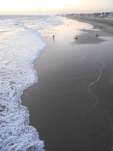 beach at sunset (3)