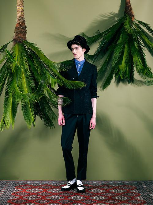 SS15 Tokyo SAWHNEY005_Ben Waters(Fashion Press)