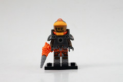 LEGO Collectible Minifigures Series 12 (71007) - Space Miner