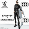 Wicca's Wardrobe - The Saint & Dante