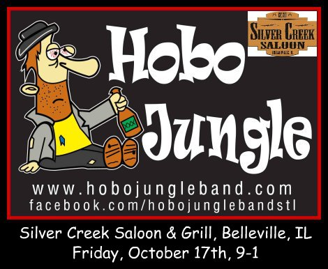 Hobo Jungle 10-17-14