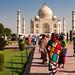 Taj-Tourist