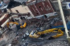 Mecca Bingo Demolition