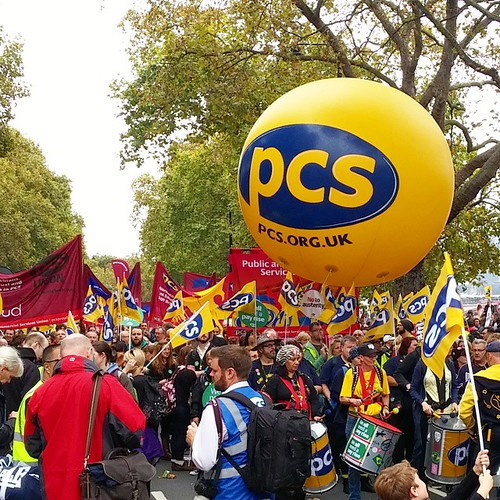 #18thoct #tuc #britainneedsapayrise #demonstration #democracy #unions #scraptrident #socialism #livingwage