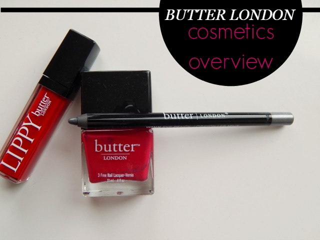 Butter London Cosmetics, Review-Worth It? - A Thing of Beauty