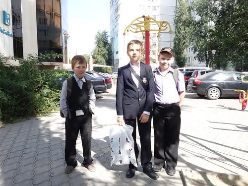 Nicolaï et ses copains