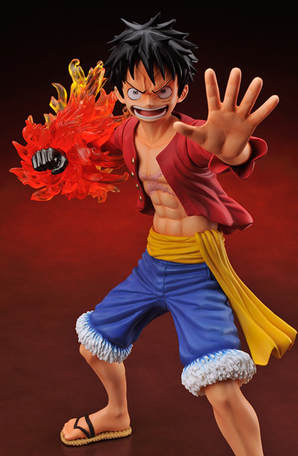[X-Plus] Gigantic Series | One Piece - Luffy 1/4 15406872238_d13450f19e_z