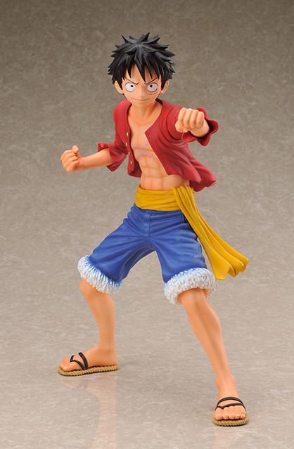 [X-Plus] Gigantic Series | One Piece - Luffy 1/4 15406872398_bfd2597238_z