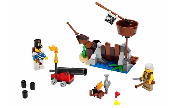 LEGO Pirates 70409 - Shipwreck Defense