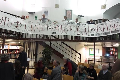 L'azione di Antonio Bove per #Bau