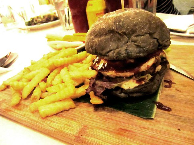Jack Pork Classic Burger