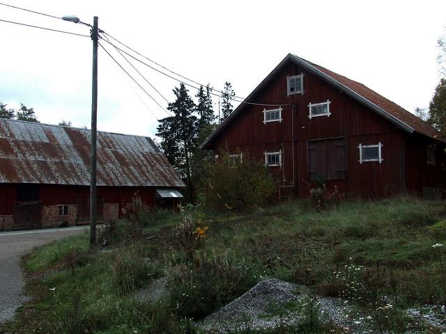 Swedish barns